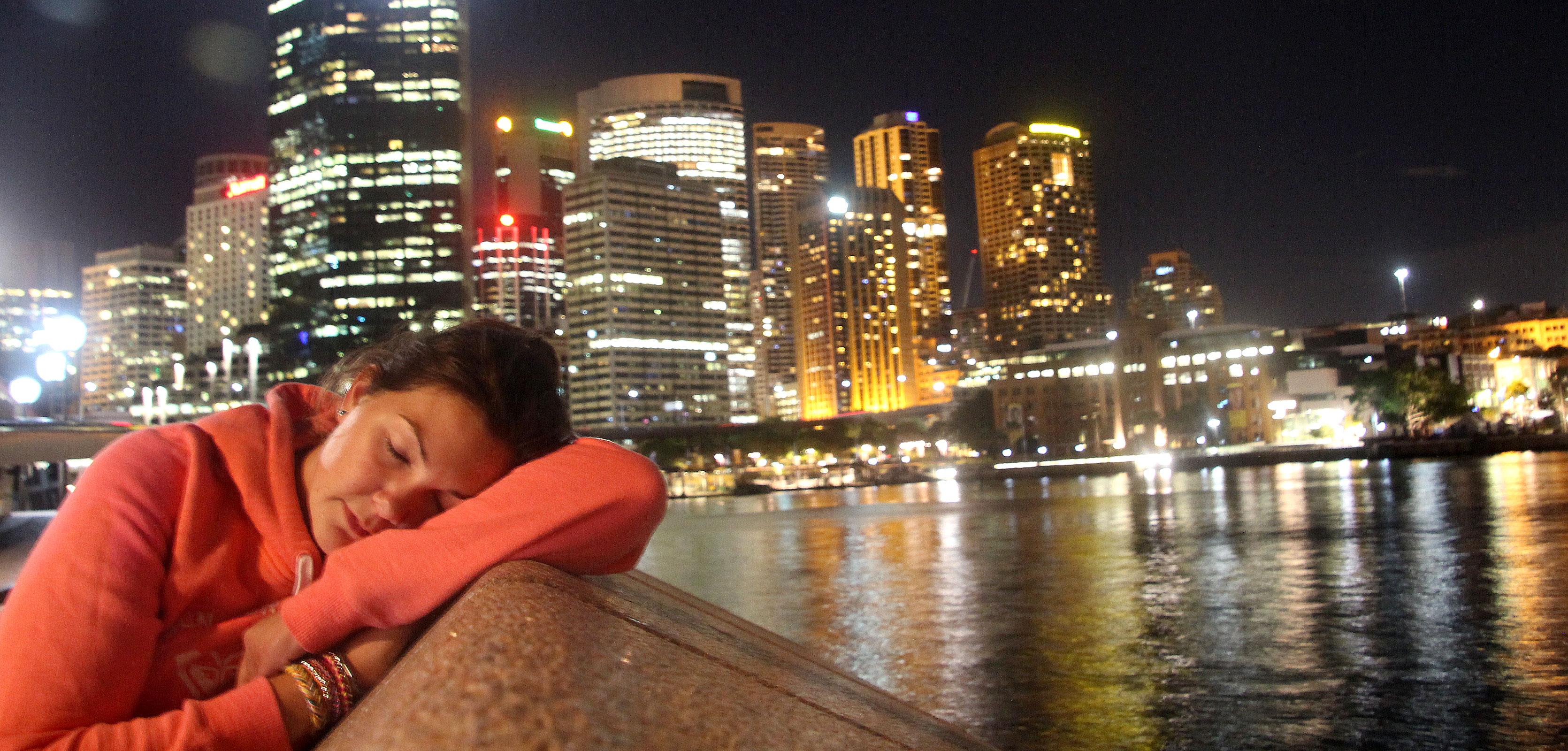 Une nuit paisible au coeur de Sydney