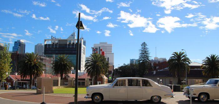 L'hiver à Perth est ensoleillé, c'est une ville moderne où il fait bon vivre