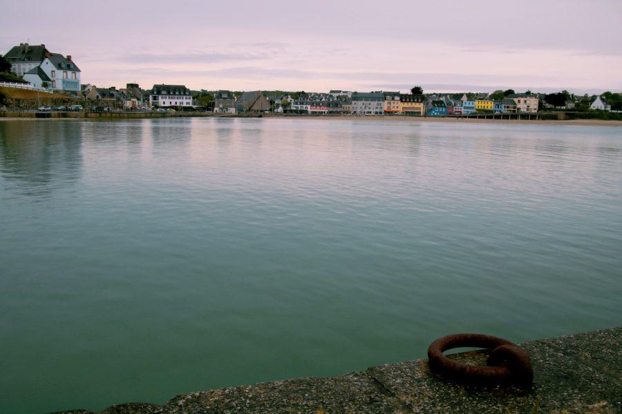 Ancien petit village de pêcheurs, voici Morgat sur la presqu'île de Crozon