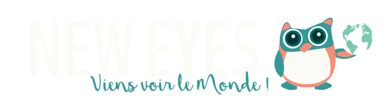 New Eyes blog d'aventures et de voyages by Lucie et Tom