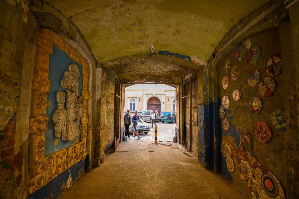 Les passages dans Praga | New Eyes