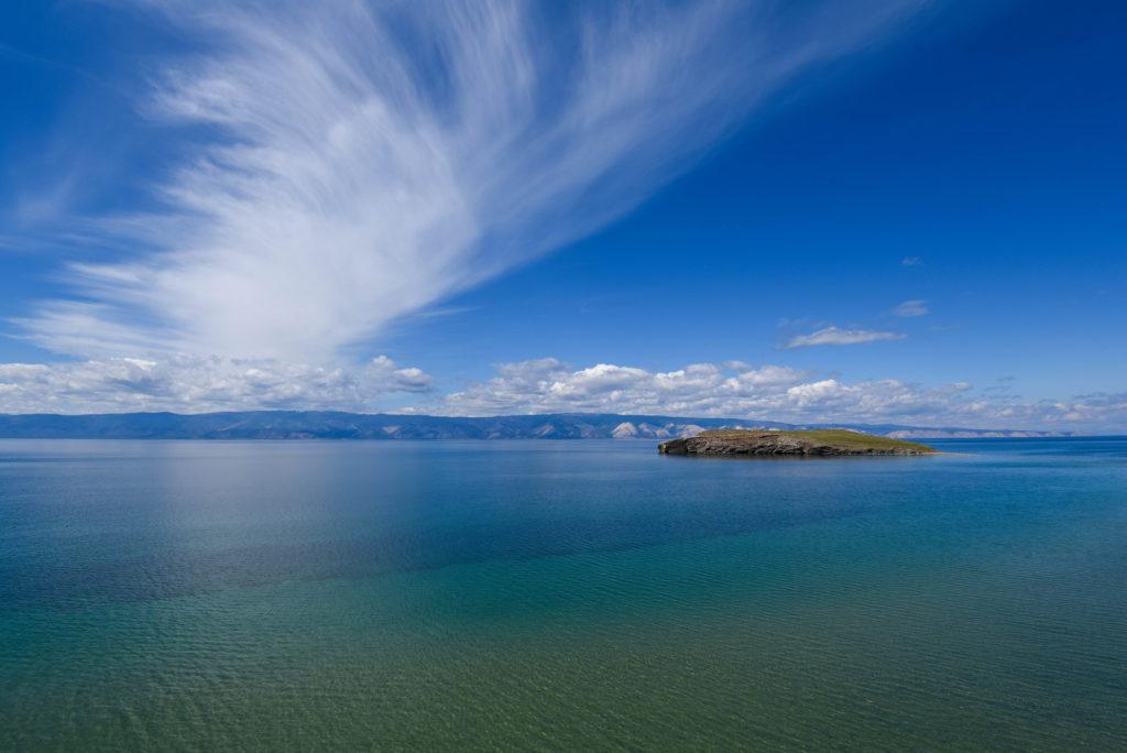Le Lac Baïkal au printemps @neweyes