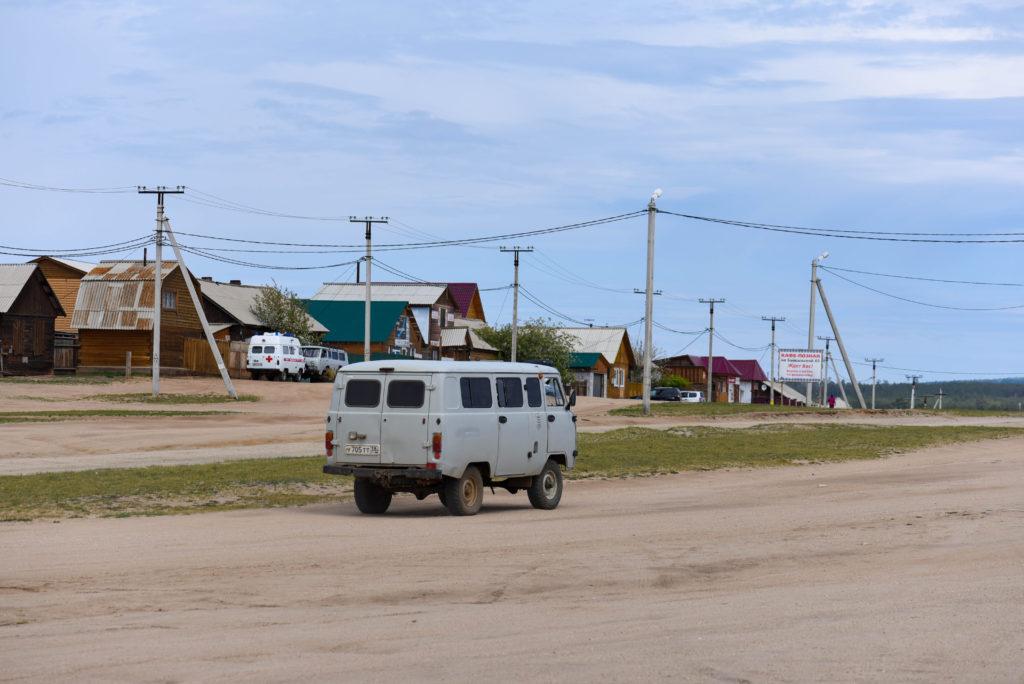 Sur les routes de Khoujir, au coeur de la Sibérie @neweyes