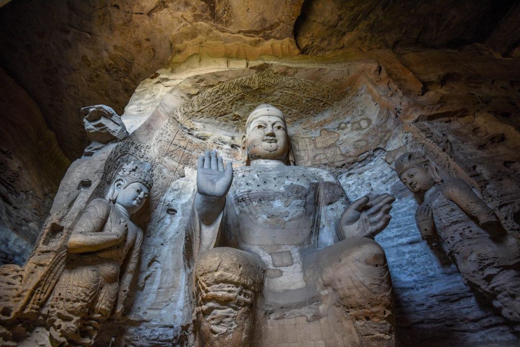 grotte de yungang - neweyes