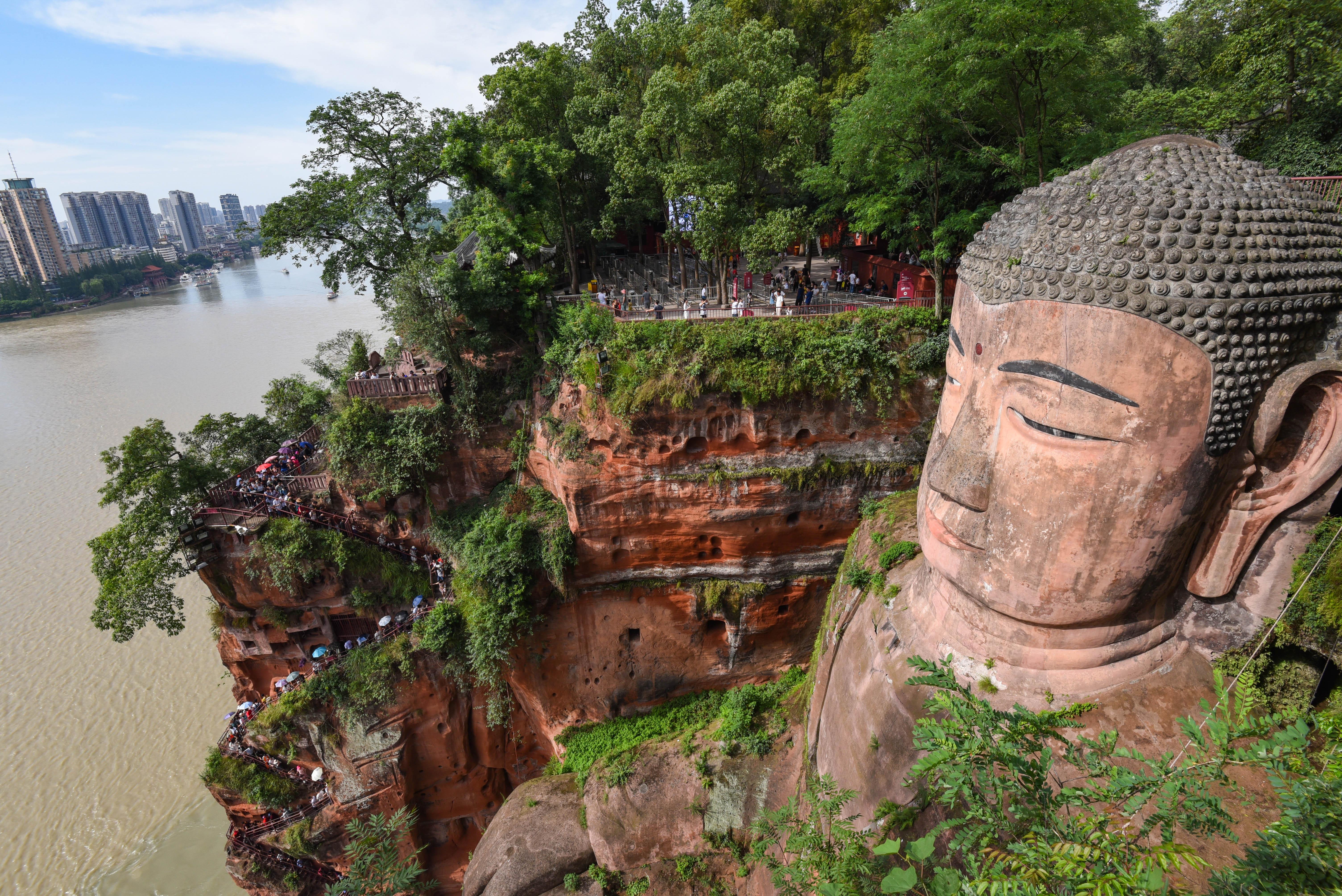 Mode d'emploi pour visiter le Bouddha de Leshan @neweyes