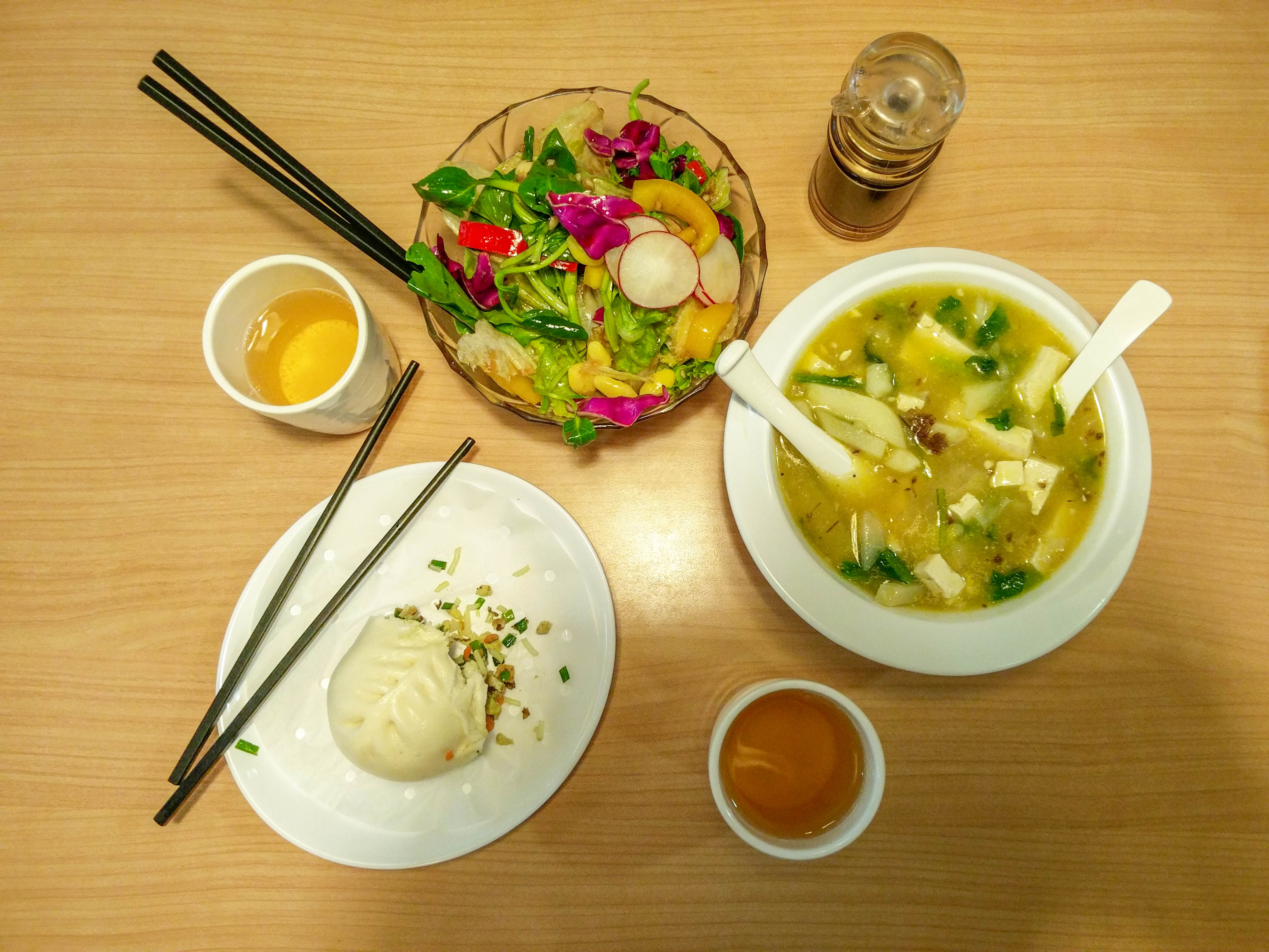 repas en chine- neweyes
