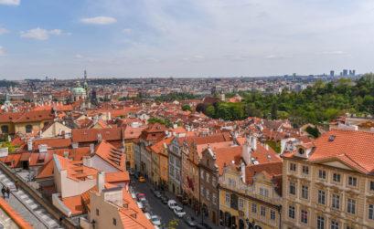 Visite de Prague, 1er stop de notre Tour du Monde @neweyes