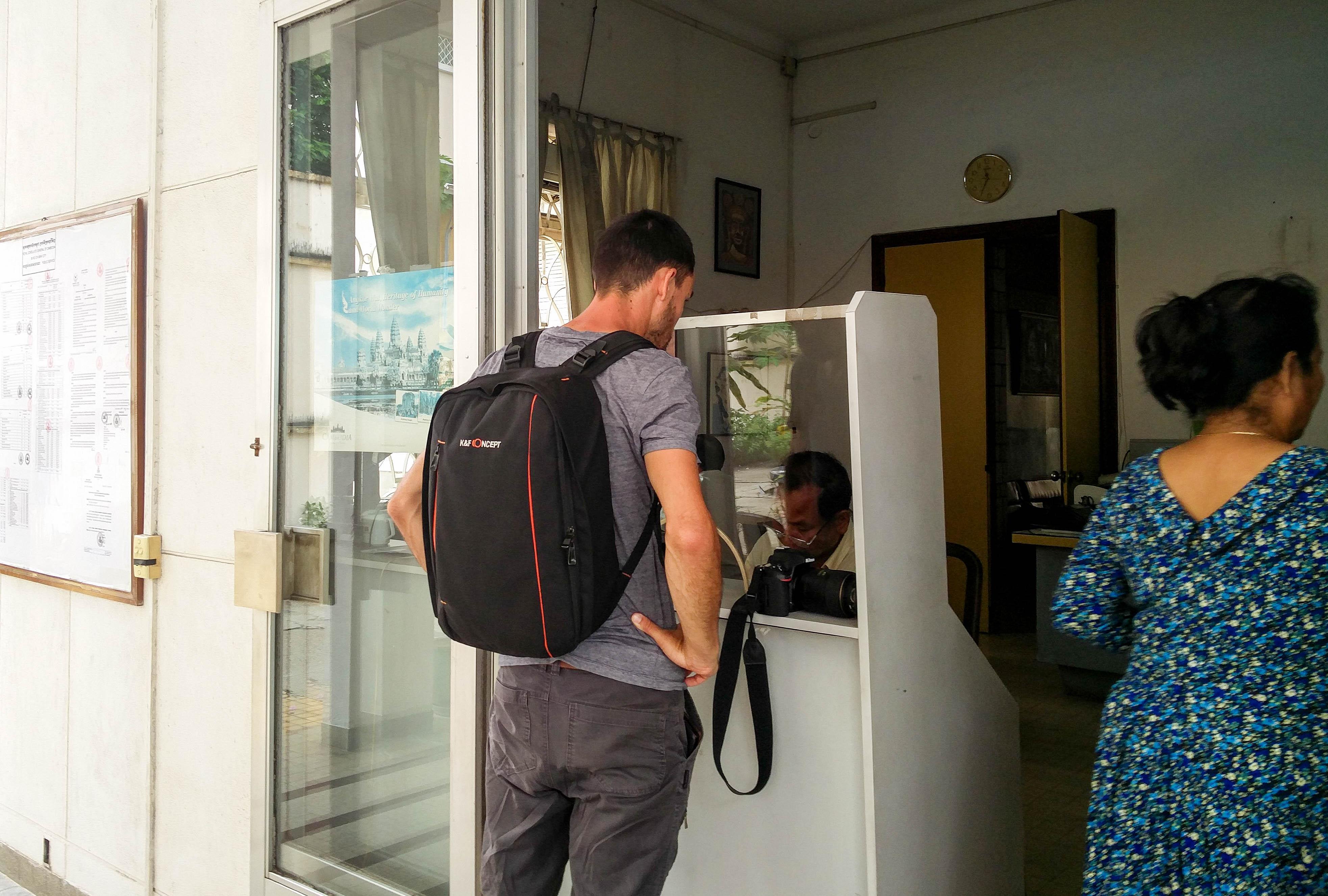 Pour obtenir son visa Cambodge au Vietnam, rien de compliqué @neweyes