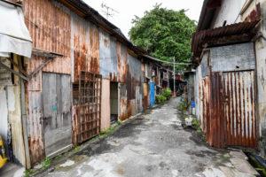 Aux couleurs de George Town, Malaisie @neweyes