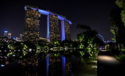 Rallier Singapour par la terre depuis la France