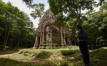 Le site de Sambor Prei Kuk au Cambodge