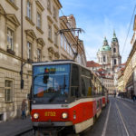 Les trams à Prague à découvrir le temps d'un week-end @neweyes