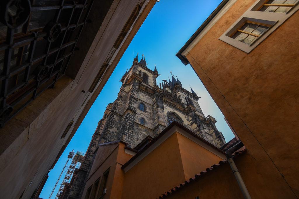 Place de la Vieille Ville à Prague @neweyes
