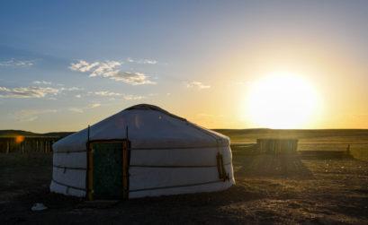 Au coeur du désert de Gobi, en Mongolie @neweyes