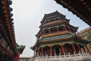 Le palais d'été à Pékin @neweyes