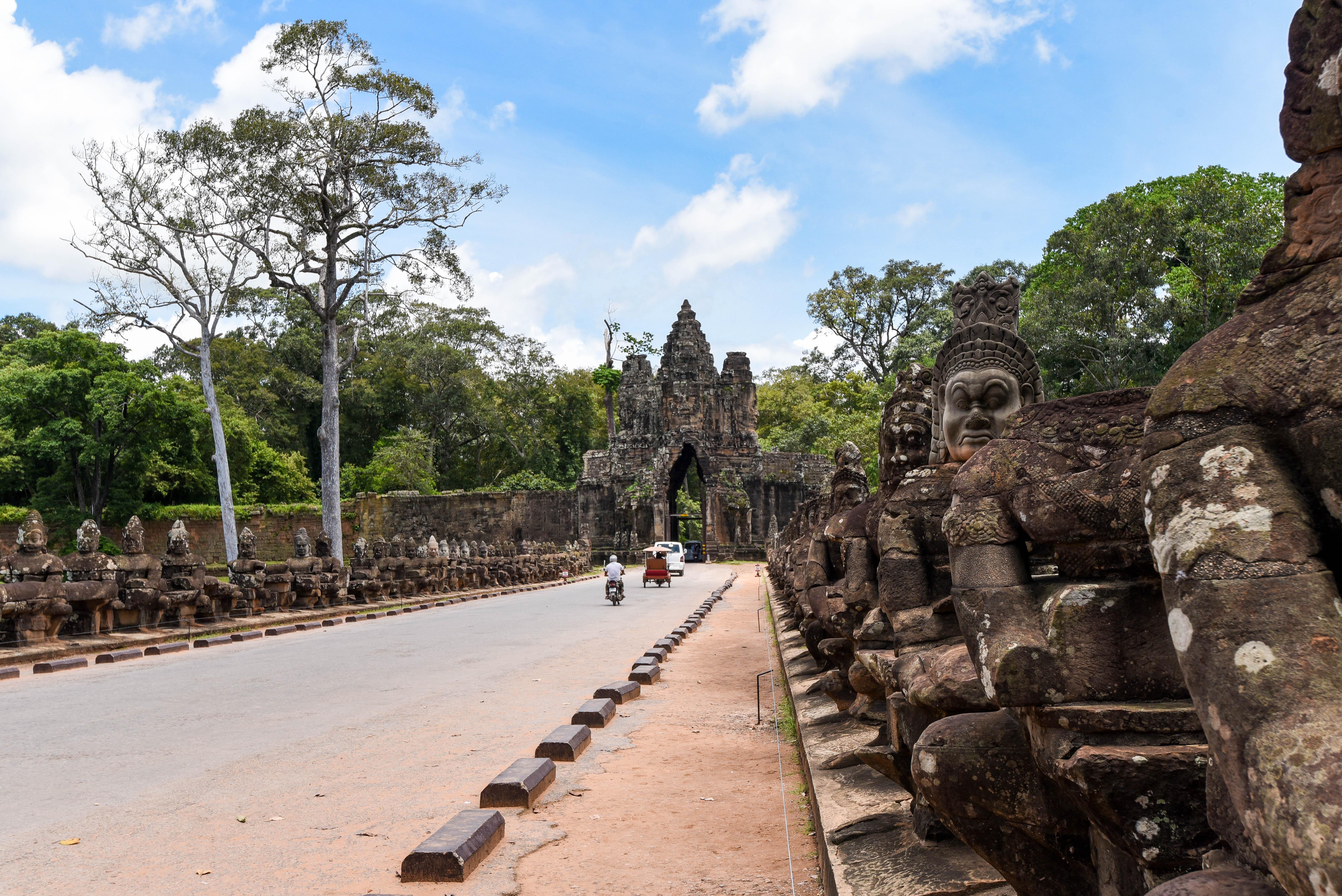 Comment se rendre aux temples d'Angkor depuis la capitale du Cambodge ? @neweyes