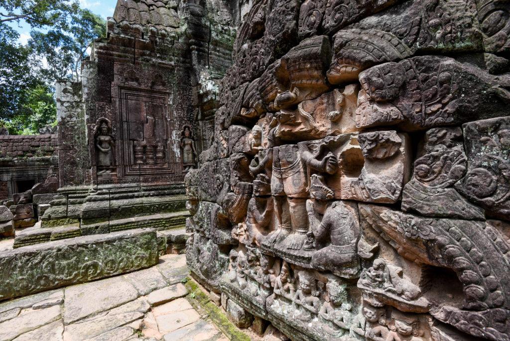 Notre visite des temples d'Angkor sans touriste @neweyes