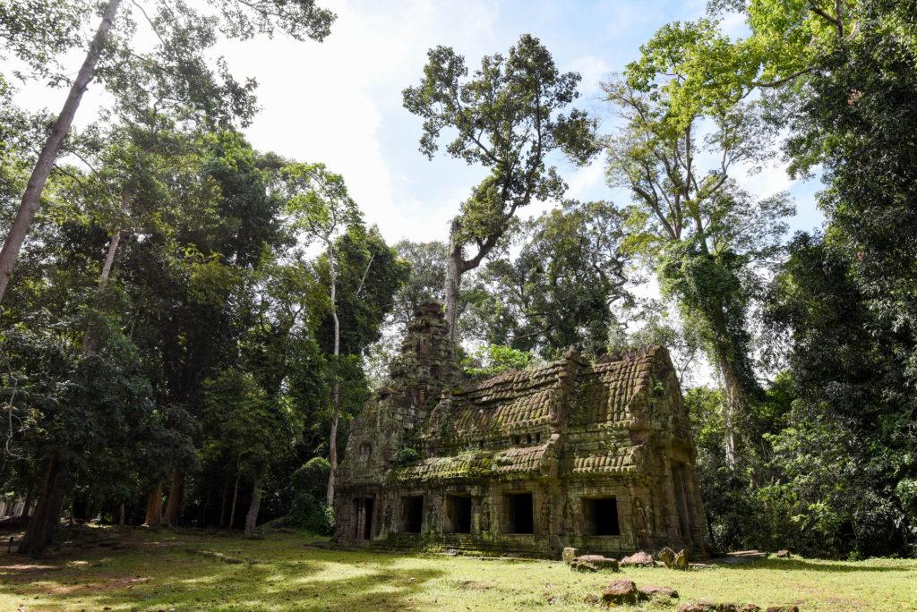 Les temples moins célèbres sont déserts @neweyes