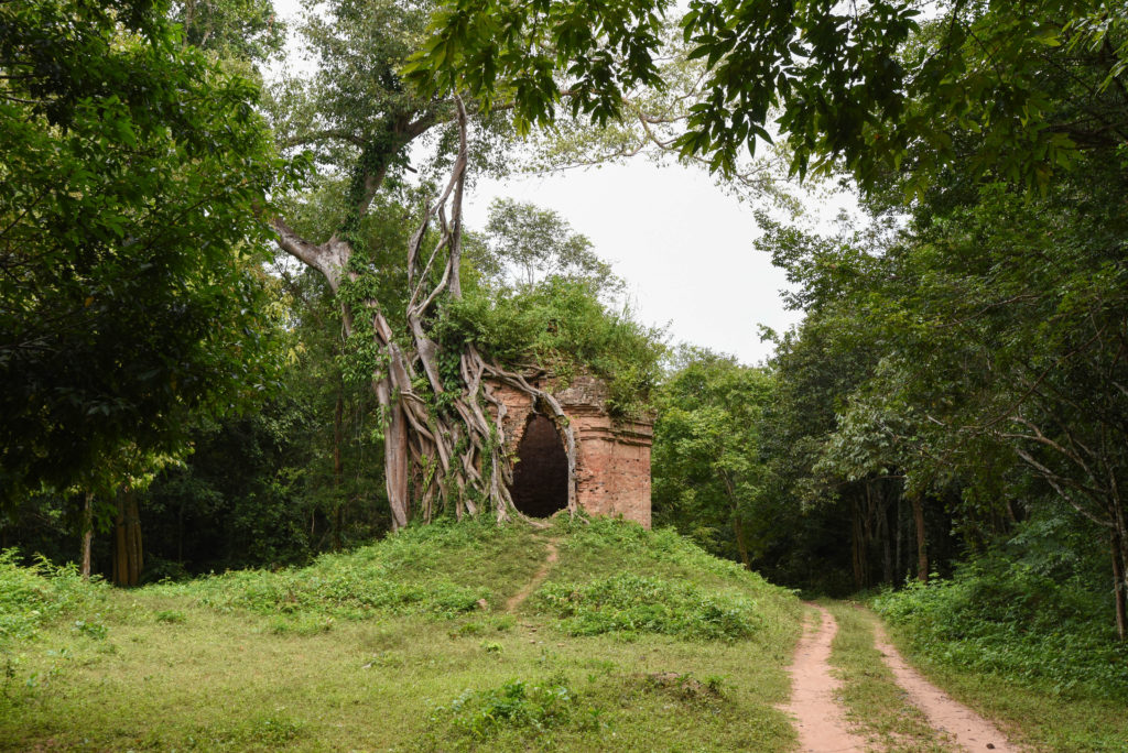 Temples pré-angkorien, à Kampong Thom